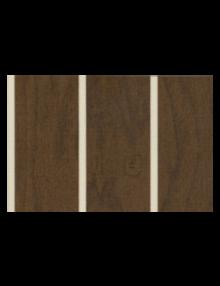 walnut look vinyl bootvloer